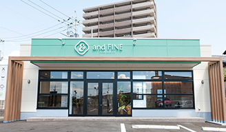 andFINE 白楽町エスパーク店 OPEN!